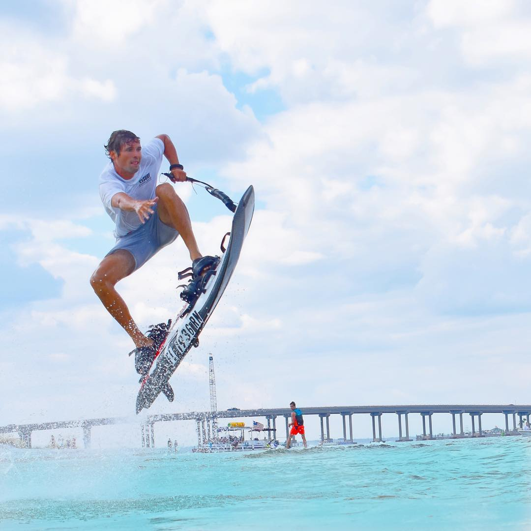 Jetsurf Destin Things Find Things To Do In Destin