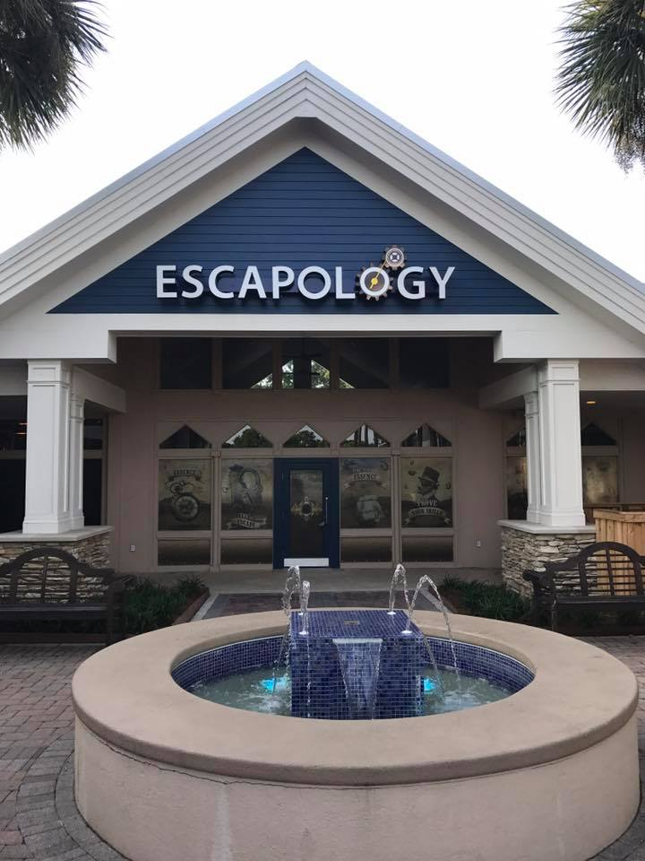 Escapology Escape Room Destin Find Things To Do In Destin